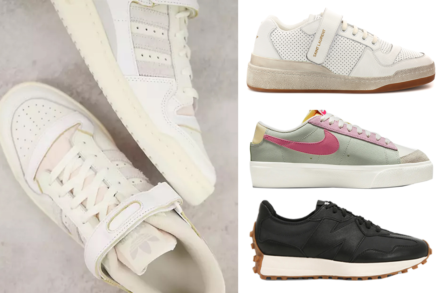 Sneakers Trends for Atumn 2021