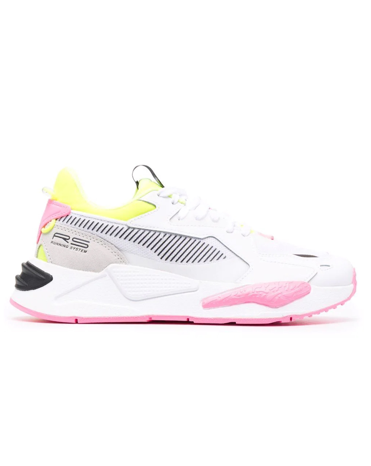 puma rs-z womens pink trainers
