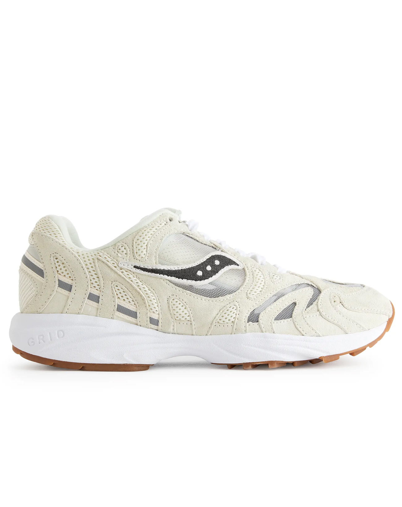 saucony beige trainers