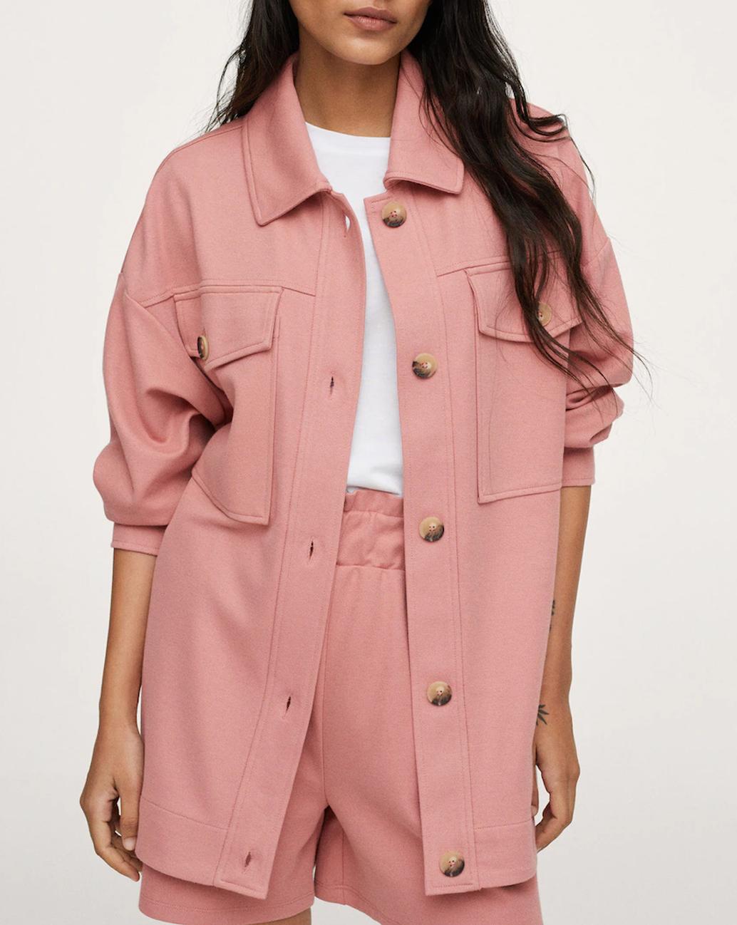 pink shirt women 2021