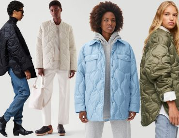 top quilted jackets to shop in autumn 2021
