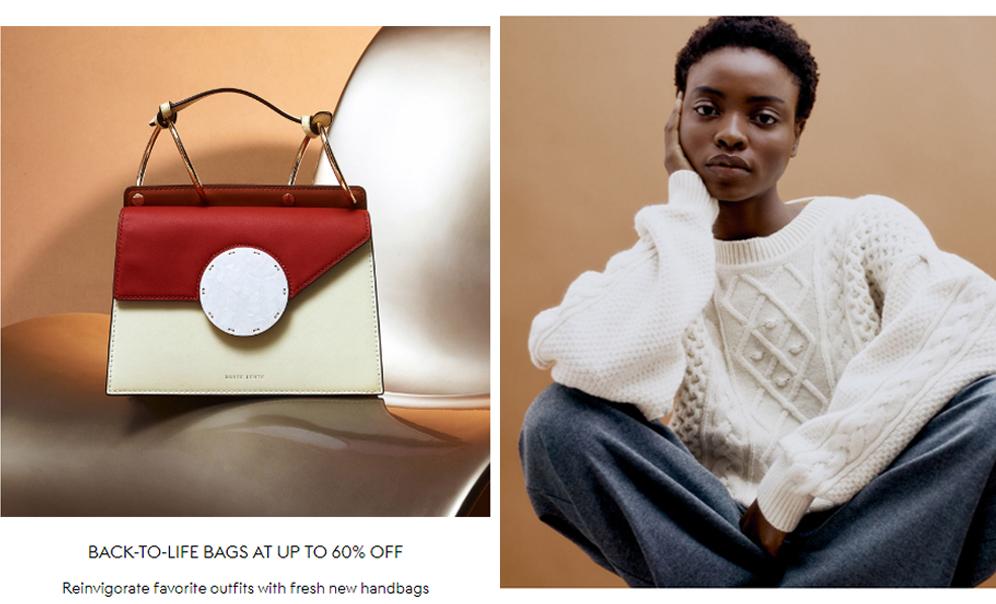 ways to get designer bag for less